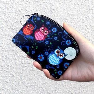 Bags - Owl wallet/coin purse